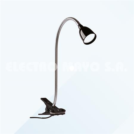 VELADOR PINZA LED 2.5W 3000K LC NG 150Lm INTERELEC 401751